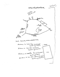 Hand-written document submitted to NRC as part of Entergy Safety Assessment of AIM Pipeline. (Source: see FOIA below)